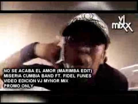 miseria cumbia band no se acaba el amor mp3