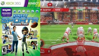 Kinect Sports: Season 2 [15] Xbox 360 Longplay