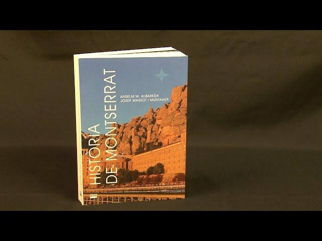Llibres: Història de Montserrat (edició de 2020)