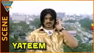 Yateem (Ambi) Movie | Aditya Comedy Scene | Manya | Shobaraj | Eagle Entertainment