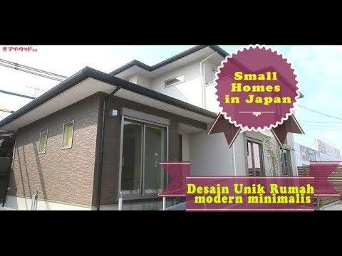 Desain Rumah modern minimalis jepang # Small Homes Design in Japan #2 & Japan Homes