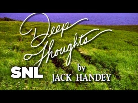 The Lost Deep Thoughts: King Kong - Saturday Night Live