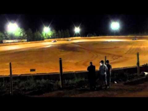 Rolling Thunder Raceway(SUPER STOCK 4's) 4/29/16