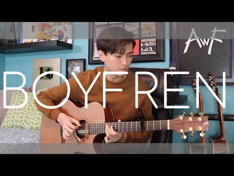 boyfren---loveleo---tik-tok-songs-cover-(fingerstyle-guitar)