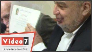 بالفيديو.. صالون إحسان عبد القدوس الثقافى يكرم محفوظ عبد الرحمن
