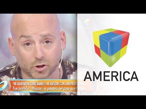 Muscari contó la verdad sobre el episodio entre Barbie Vélez y Federico Bal