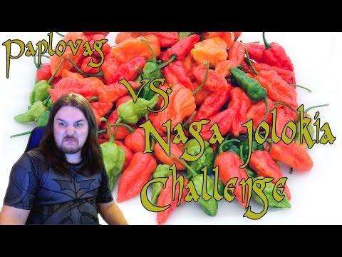 Naga Jolokia challenge