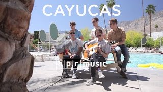Cayucas: NPR Music Field Recordings