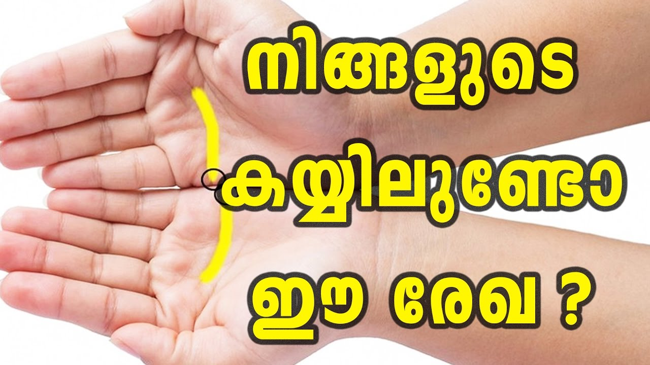 handline astrology in malayalam