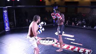 MARC WORTHINGTON VS MARK GLOVER 205 LB PRO K1 RAGE IN THE CAGE 8