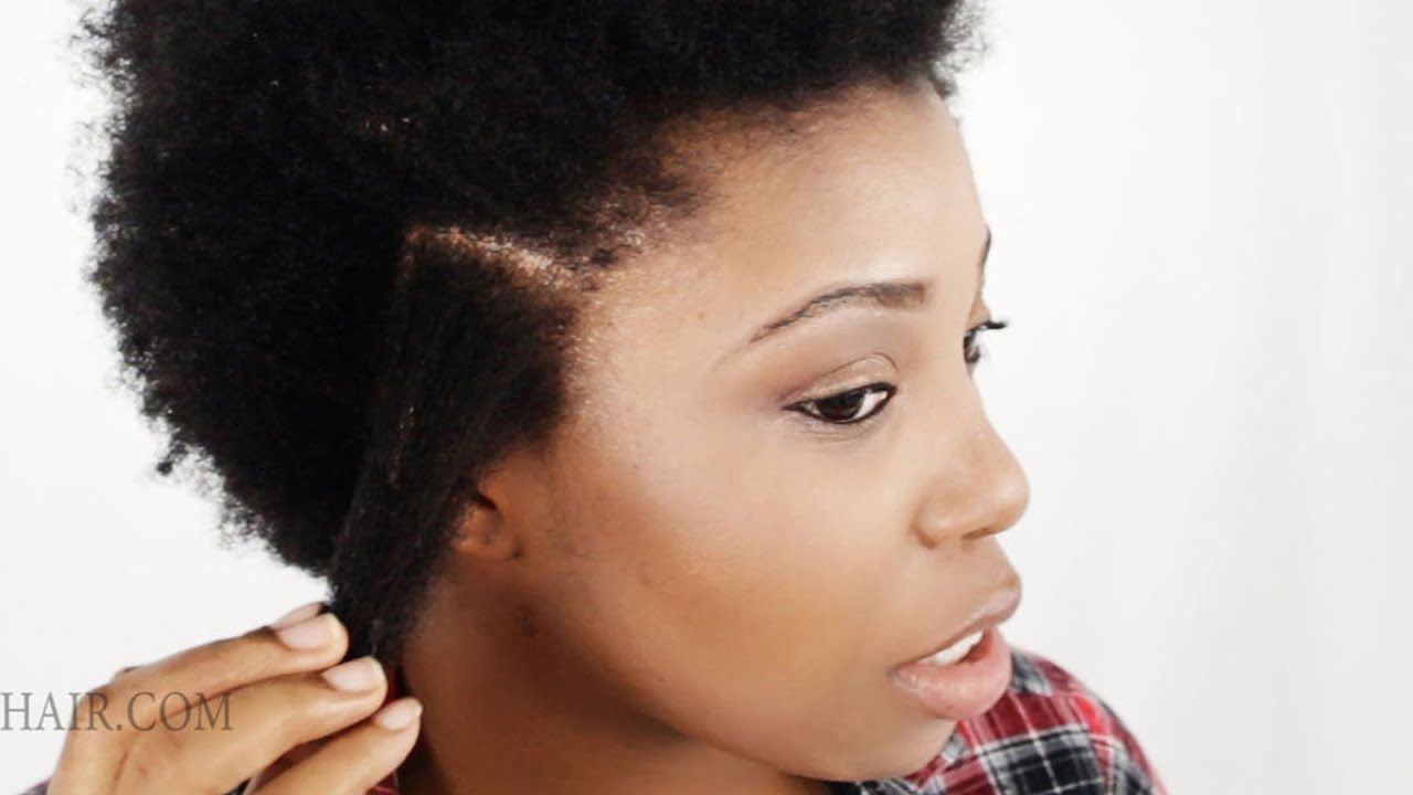 How To Get Rid Of Rough Ends On Natural Hair