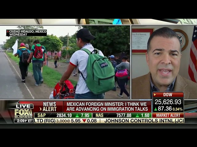 Mexico Illegal Alien Apprehension Rates, Mexico Economy Tied with U.S.,