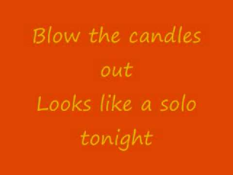 Candles by Hey Monday Karaoke *download link*