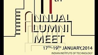 11th Annual Alumni Meet, IIT Kharagpur-2014