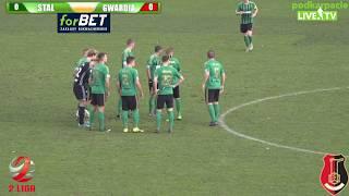 Stal Stalowa Wola vs Gwardia Koszalin full match