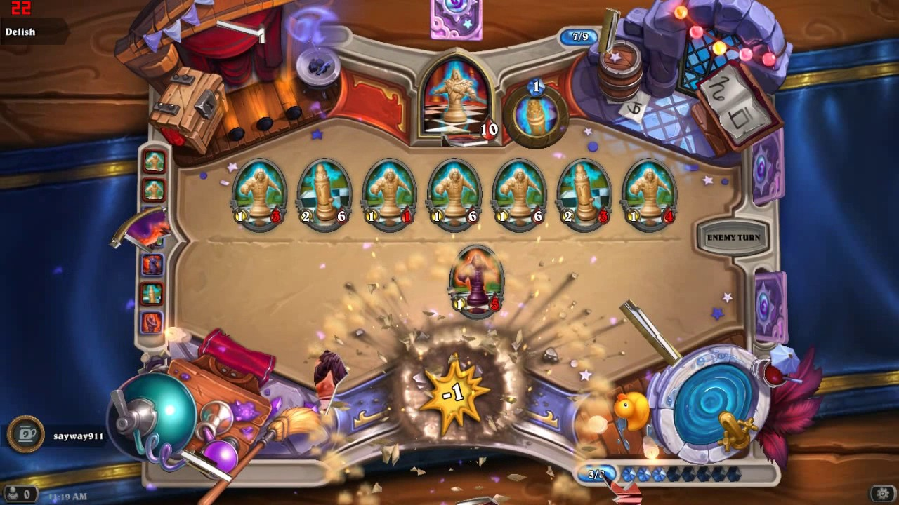 "hearthstone brawl matchmaking ""what they're really saying is that they want more opportunities for competitive hearthstone,"" he said, noting the interest in special events like the heroic tavern brawl from last year ""there's things people like about tournaments specifically, there's a story about them you play the ladder over-and-over."