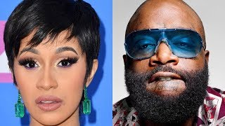 Rick Ross Just BROKE All The Rules With This Video About Cardi B!!