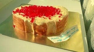 Украшение тортов. Фото примеры