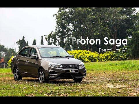 【车库试驾】Proton Saga 1.3 Premium AT