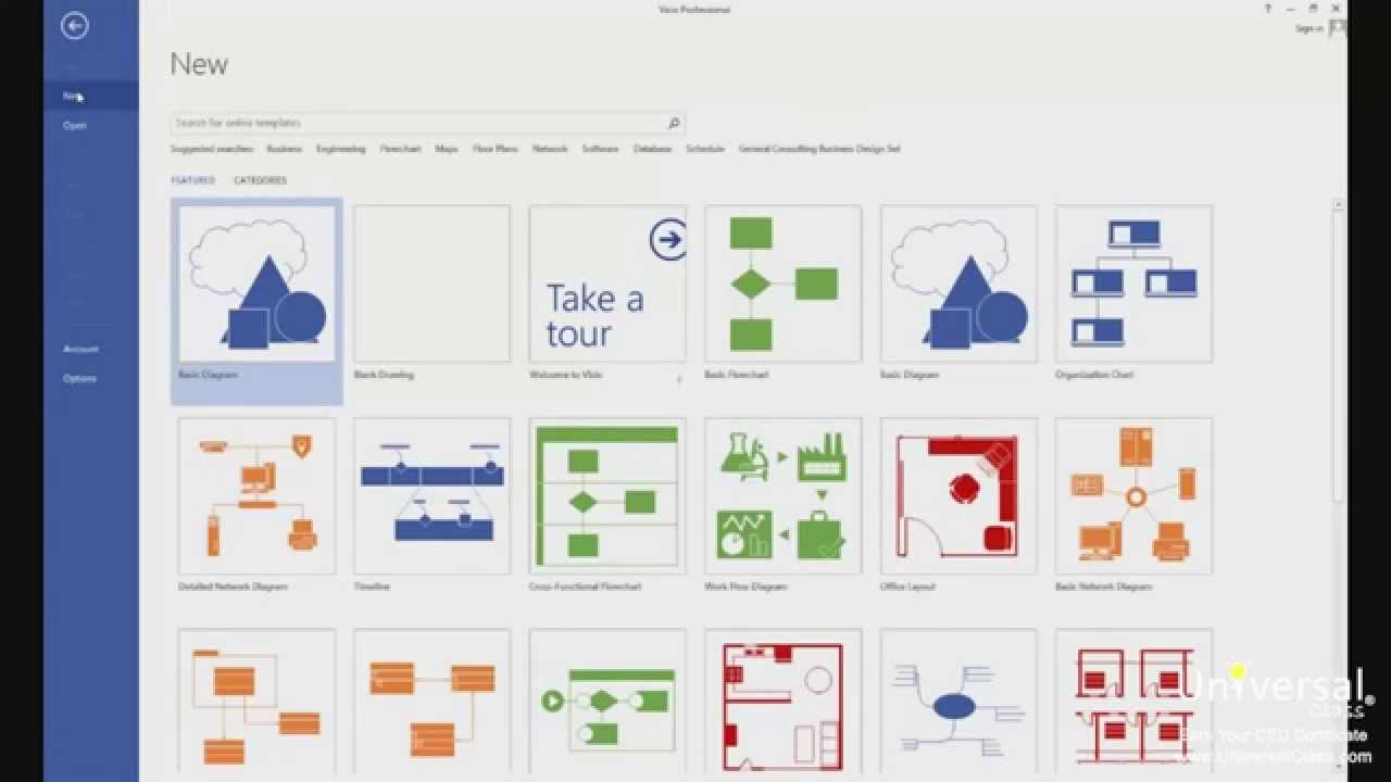 Creating Network and Rack Diagrams with Microsoft Visio