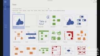 Het maken van Netwerk-en Rek Diagrammen met Microsoft Visio 2013 | Universele Klasse