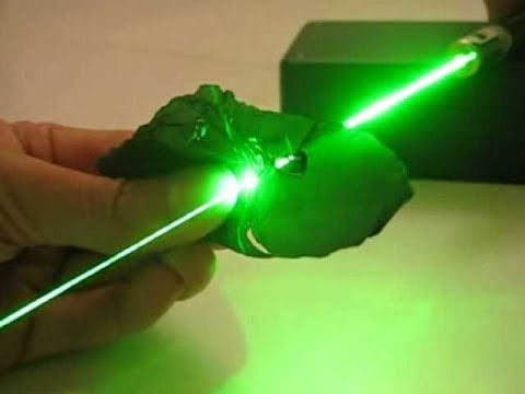 The Development of Laser Technology as A Weapon for the Future