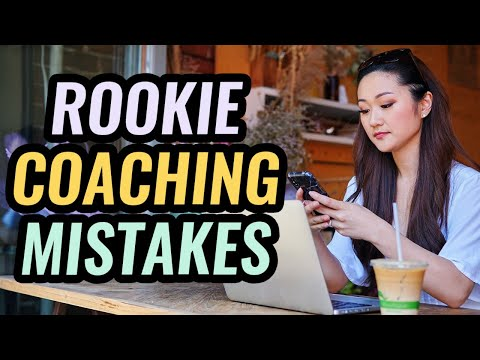 Top 5 Rookie Mistakes Online Coaches Make (90% of New Coaches Do This...)