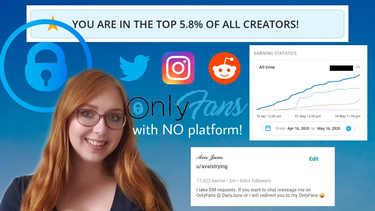 How to Make THOUSANDS on OnlyFans with NO FOLLOWING in your FIRST MONTH ★ DailyJune