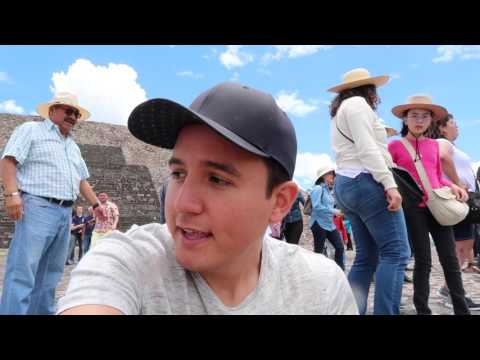 Piramides de Teotihuacan - Dia 2 en Mexico