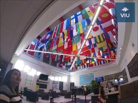 Welcome to VIU International building 255