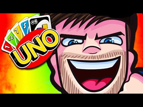 DON'T JUST WATCH, ENJOY! - UNO with The Crew!