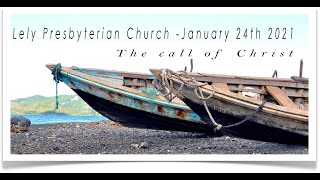 Lely Church Service  - 01-24-2021