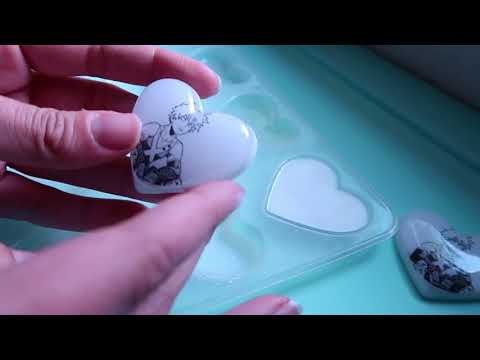 BNHA Resin demolding