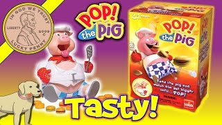 pop the pig feed him until his belly pops family kids game night goliath