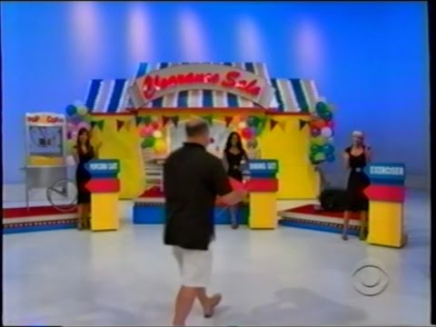 The Price Is Right: May 22, 2008 (incomplete)