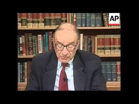 USA: GREENSPAN DEFENDS INTEREST RATE RISES