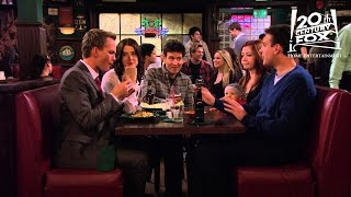 How I Met Your Mother - Sign Above Bar | FOX Home Entertainment
