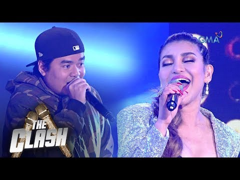 The Clash: Sirena by Gloc-9 and Lani Misalucha