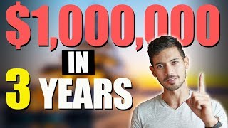 How I became a millionaire in under 3 years (my Amazon FBA success story)