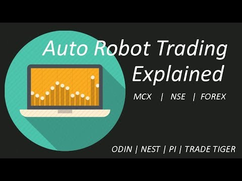 Auto Robot Trading in India | Algo Trading | MCX | NSE | FOREX | mcx sure gain