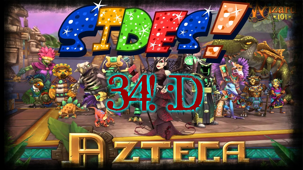 Wizard101-Road To All Sides Episode 34! `Count Of Days`