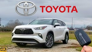 2020 Toyota Highlander // Is THIS $50K Platinum ENOUGH to Stay #1??