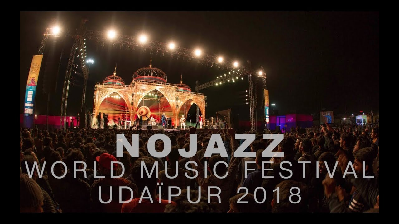 NOJAZZ | Live at WORLD MUSIC FESTIVAL UDAÏPUR 2018