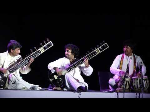 Sitar & Tabla- Ameer khusro Invented    SHAAM-E-DILLI GHARANA    OFFICIAL VIDEO 2016
