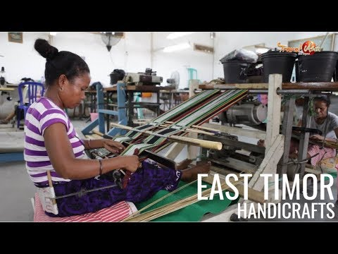 Timor Leste - Conserving Dili's Handicraft Culture