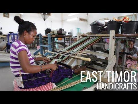 Timor Leste - Conserving Dili's Handicraft Culture