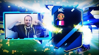 FIFA 17 - POGBA AND HIGUAIN OTW IN A PACK OPENING !