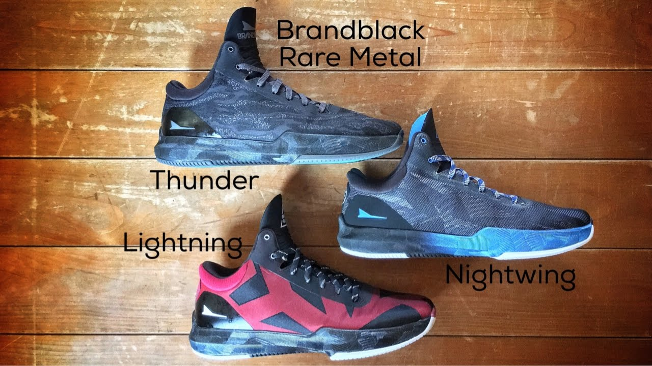 Brandblack Rare Metal Comparison - YouTube