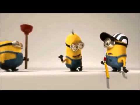 un poco de risa con los minions:D