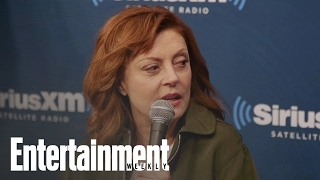 Feud: Susan Sarandon On The Challenge Of Acting With A Cigarette In Her Mouth   Entertainment Weekly